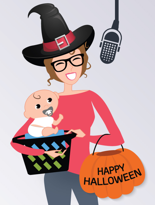 Happy Halloween from Heather Costa Voiceover